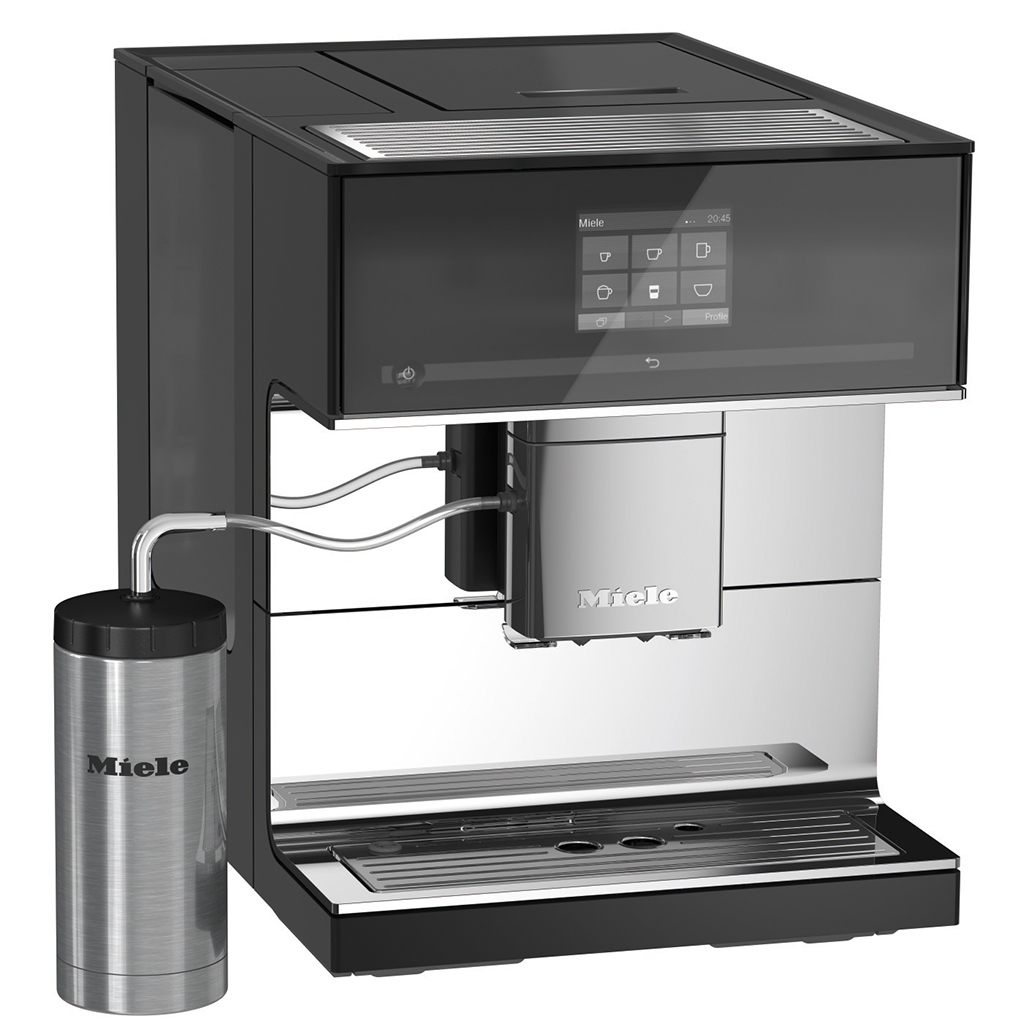 Nouvelle machine caf miele cm7300 et cm7500 - Nouvelle machine a cafe ...