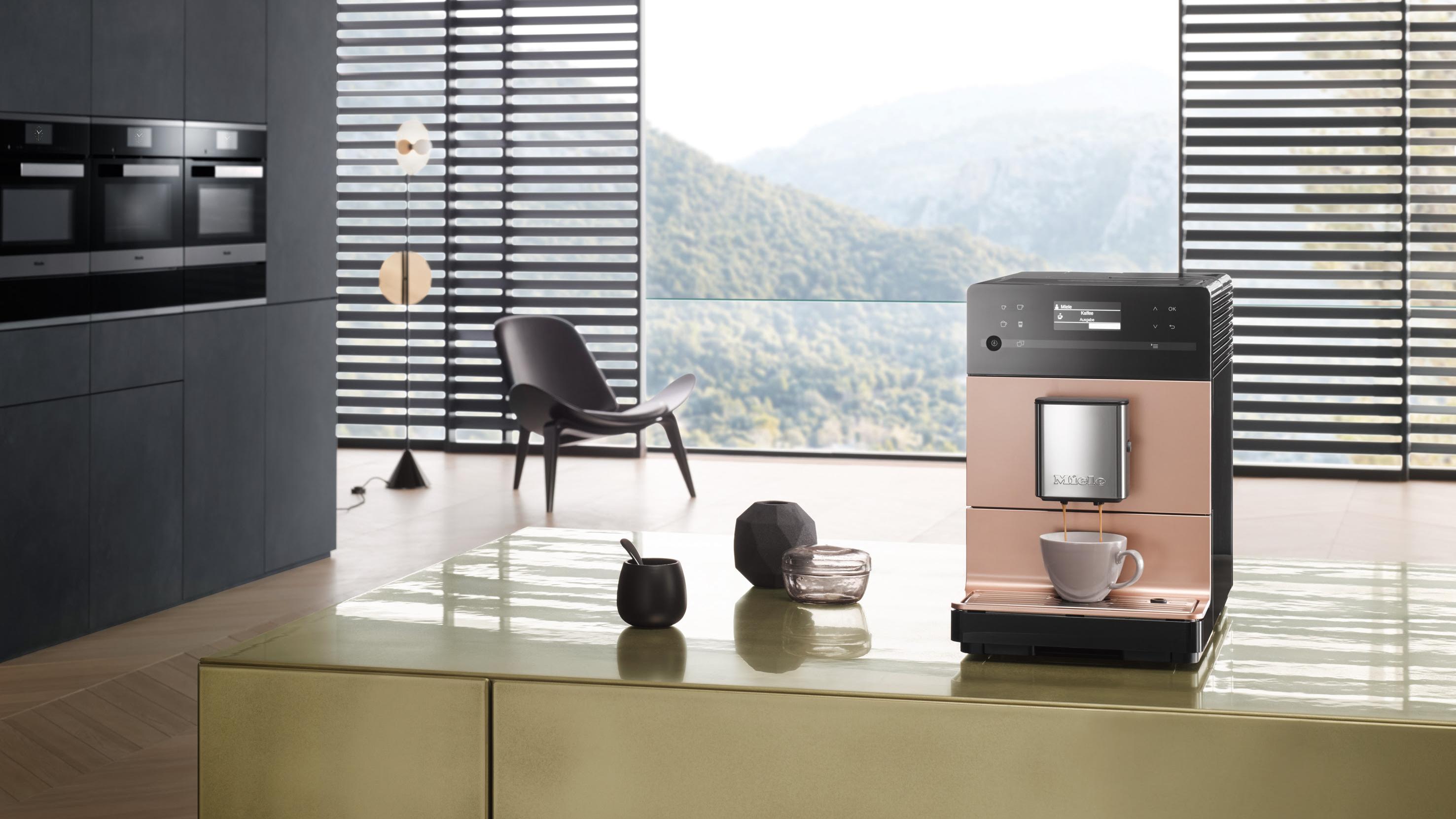 Nouvelles Machines Caf Pose Libre Miele Cm5